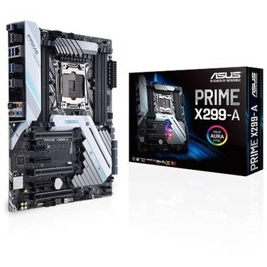 ASUS S2066 ATX PRIME X299-A DDR4 Motherboard