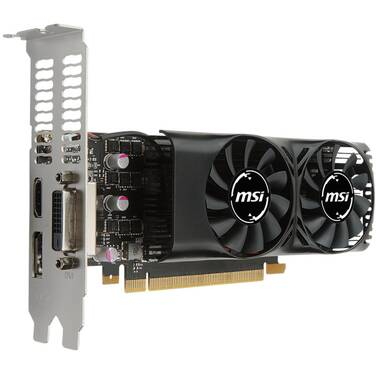 MSI GTX1050Ti 4GB Low Profile PCIe Gaming Video Card PN GTX 1050 TI 4GT LP