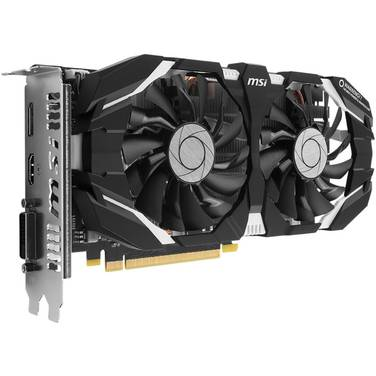 MSI GTX1060 3GB 3GT OC Video Card PN GTX 1060 3GT OC