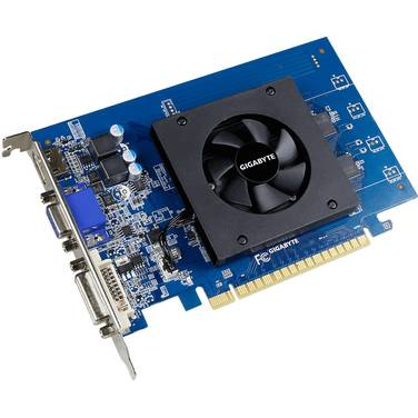 Gigabyte GT710 1GB PCIe Video Card PN GV-N710D5-1GI