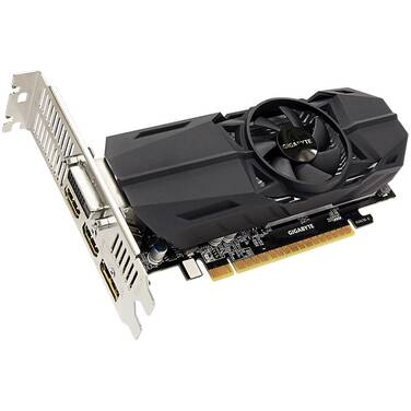 Gigabyte GTX1050 2GB OC Low Profile PCIe Video Card PN GV-N1050OC-2GL