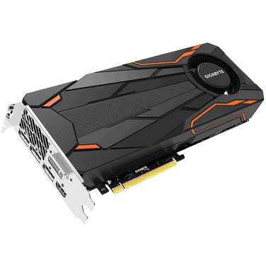 Gigabyte GTX1080 8GB Turbo PCIe Video Card PN GV-N1080TTOC-8GD