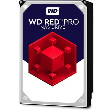 10TB WD 3.5 7200rpm SATA 6Gb/s RED Pro HDD PN WD101KFBX