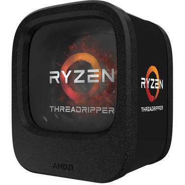 AMD TR4 Ryzen Threadripper 1950X 16 Core 3.4GHz CPU (No Heatsink)