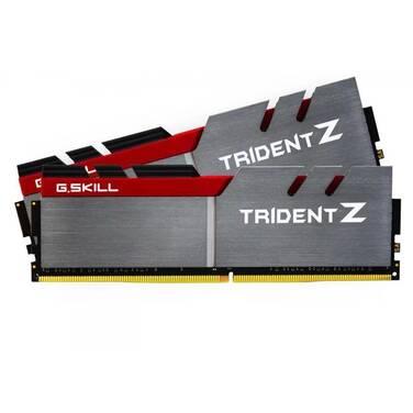 16GB DDR4 G.Skill (2x8G) 3200Mhz Trident Z Ram Kit PN F4-3200C16D-16GTZB