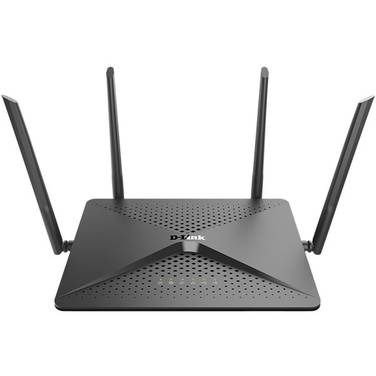 D-Link DIR-882 MU-MIMO Dual Band Wireless-AC2600 Gigabit Router