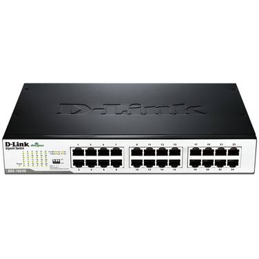 24 Port D-Link DGS-1024D Gigabit Network Switch