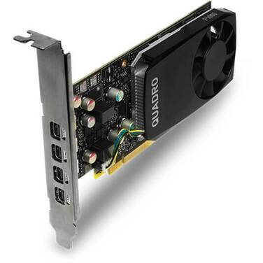 Leadtek Quadro P1000 4GB PCIe Video Card