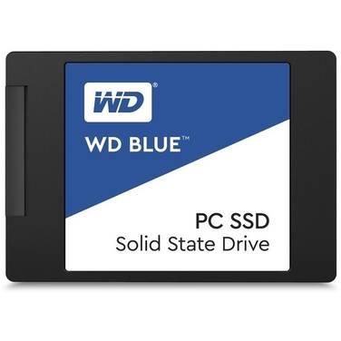 500GB WD 2.5 Blue SATA 6Gb/s SSD Drive PN WDS500G2B0A