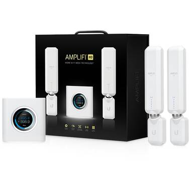 Ubiquiti AFI-HD Amplifi AFI High Density Home Wi-Fi Mesh include 2x HD Extender