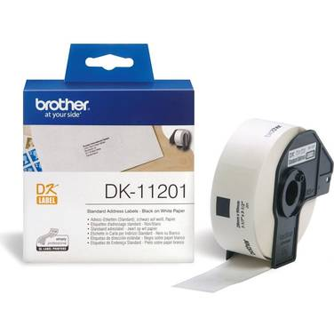 Brother DK-11201 Address Label Roll