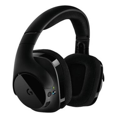 Logitech G533 Wireless DTS 7.1 Surround Gaming Headset PN 981-000636