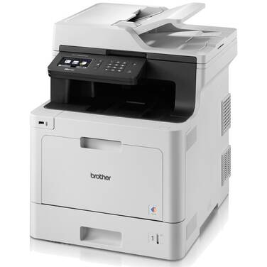 Brother MFC-L8690CDW Wireless Colour Laser - LED Multifunction Printer
