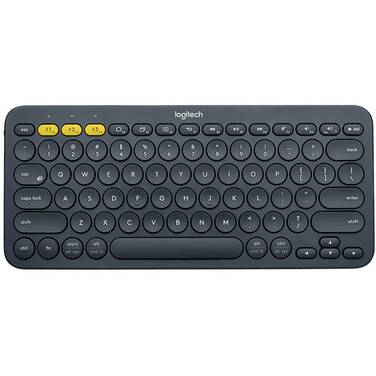 Logitech K380 Grey Multi-Device Wireless Keyboard PN 920-007596