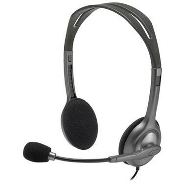 Logitech H110 Stereo Headset 981-000459