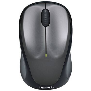 Logitech M235 Wireless Black/Grey PN 910-003384, Limit 1 per customer