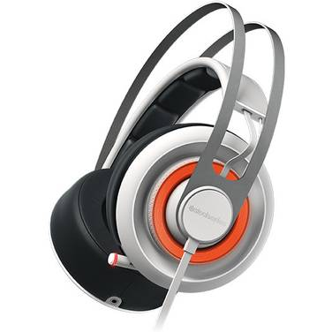 SteelSeries Siberia 650 RGB Gaming Headset White PN 51192