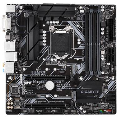 Gigabyte S1151 MicroATX Z370M-D3H DDR4 Motherboard