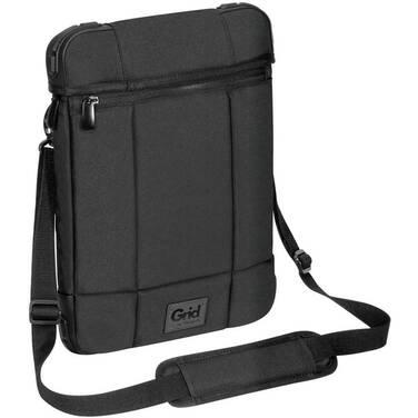 12 Targus TSS847AU Grid High Impact Vertical Slipcase Bag