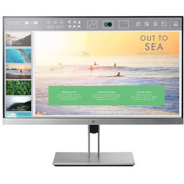 23 HP E233 FHD IPS Monitor with Height Adjust PN 1FH46AA