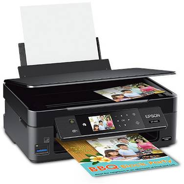 Epson XP-440 Wireless Colour Inkjet Multifunction Printer