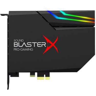 Creative Sound BlasterX AE-5 Hi-Res 5.1 Gaming Sound Card PN 70SB174000000