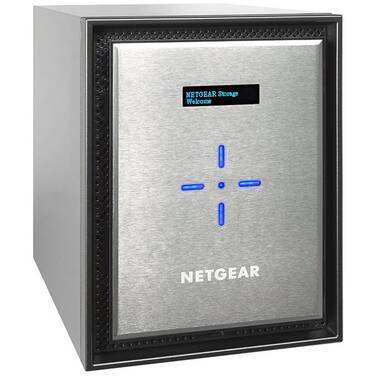 6 Bay Netgear RN526X00-100A 10GB BASE-T NAS Unit