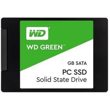 120GB WD 2.5 Green SATA 6Gb/s SSD Drive PN WDS120G2G0A