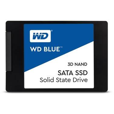 1TB WD 2.5 Blue SATA 6Gb/s SSD Drive PN WDS100T2B0A