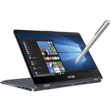 ASUS TP410UR-EC135R 14 Touch Core i5 FLIP Notebook Win 10 Pro