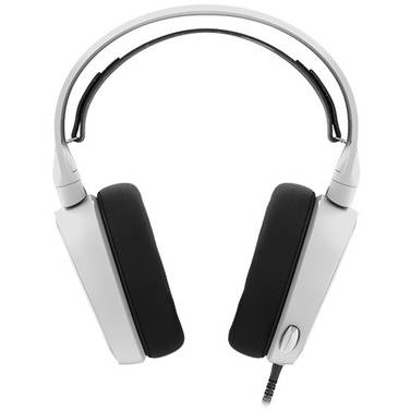 SteelSeries 3.5mm Arctis 3 White Gaming Headset PN 61434