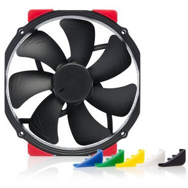 140mm Noctua NF-A15 HS-PMW 1500rpm Chromax Black Swap Fan