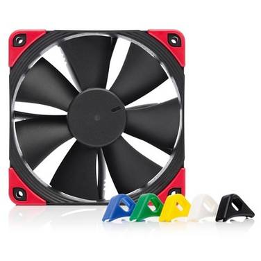 120mm Noctua NF-F12 PMW 1500rpm Chromax Black Swap Fan