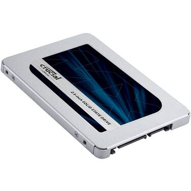 500GB Crucial MX500 2.5 SATA SSD Drive PN CT500MX500SSD1