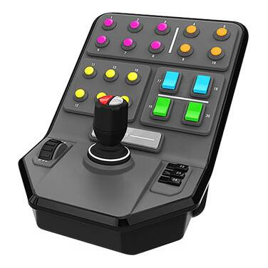 Logitech G Farm Simulator Side Panel Control Deck 945-000031