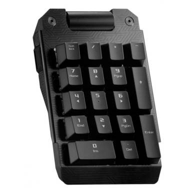 ASUS M201 ROG Claymore Bond MX BLUE Mechanical Numeric Keypad