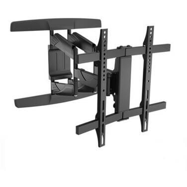 Brateck BT-LPA39-446DC Full Motion Wall Mount Bracket 32-65 TV