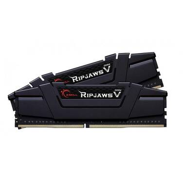 32GB DDR4 G.Skill (2x16G) 3200Mhz Ripjaws V RAM F4-3200C16D-32GVK