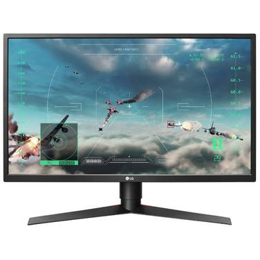 27 LG 27GK750F-B 240Hz LED Gaming Monitor with Height Adjust