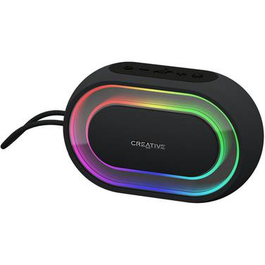 Creative Halo Portable Bluetooth Speaker