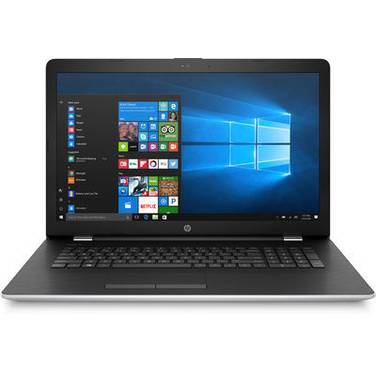 HP 17-AK001AX 17.3 A9 Notebook - Silver Win 10 PN 2DN10PA