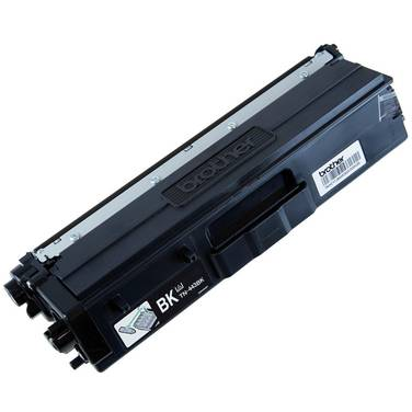 Brother TN-443BK Black Toner Cartridge (4,500 Pages)