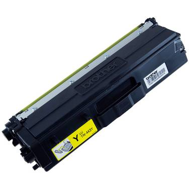 Brother TN-443Y Yellow Toner Cartridge (4,000 Pages)