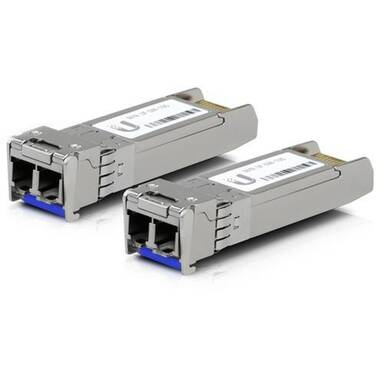 Ubiquiti U Fiber SFP+ Single-Mode Module 10G 2-pack PN UF-SM-10G