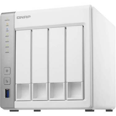 4 Bay QNAP TS-431P Gigabit NAS Unit