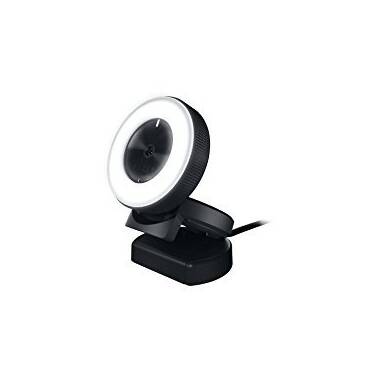 Razer Kiyo Web Camera Ring Light Illumination PN RZ19-02320100-R3M1