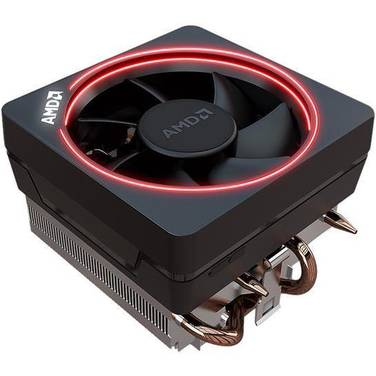 AMD Wraith Max CPU Cooler 199-999575 with RGB LED for socket AM4/AM3/FM2