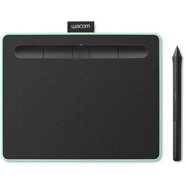 Wacom Intuos Comfort PB Small Pistachio Green with Bluetooth PN CTL-4100WL/E0-C