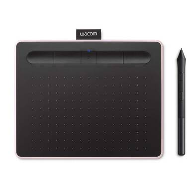 Wacom Intuos Small Bluetooth Berry PN CTL-4100WL/P0-C