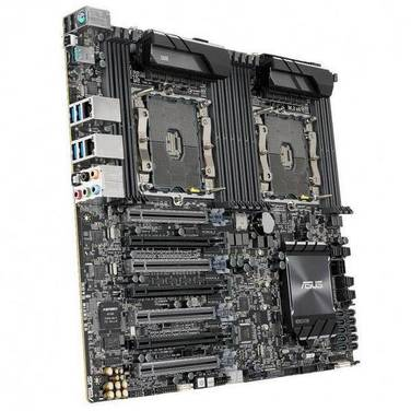 ASUS Dual S3647 WS C621E SAGE Workstation Motherboard PN WS-C621E-SAGE